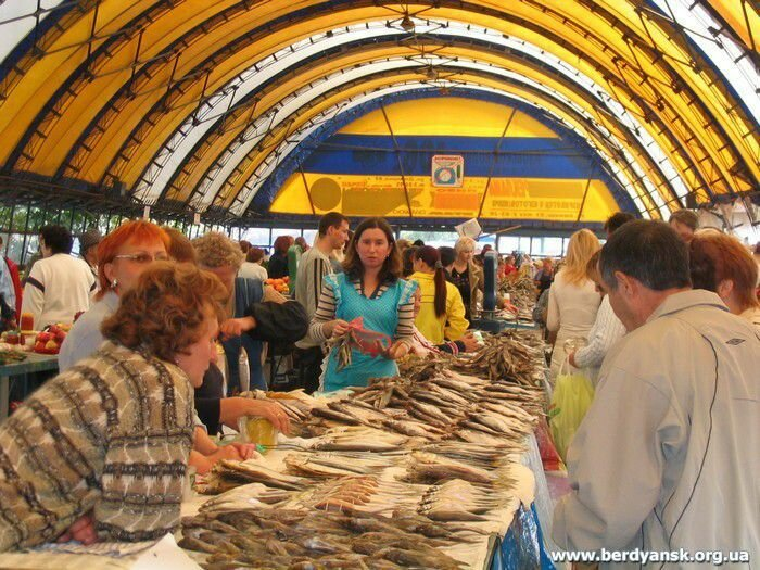 Рыбный ряд