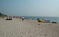 Пляжи на Бердянской косе